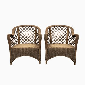 Lounge Chairs by Louis Sognot for Chevallier, 1952, Set of 2