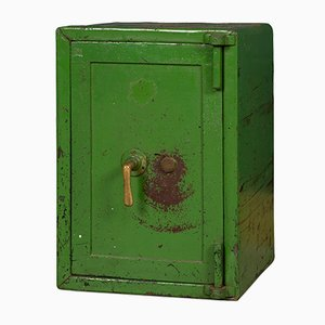 20th-Century English Fireproof Safe, 1930s