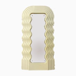Italian Model Ultrafragola Mirror by Ettore Sottsass for Poltronova, 1970s
