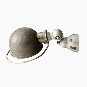 Industrielle Wandlampe von Jean-Louis Domecq für Jieldé, 1950er