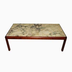 Vintage Rosewood Coffee Table from Ilse Möbel