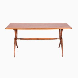 Mid-Century Swedish Coffee Table, 1970s