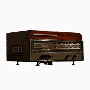RR122-FO Radio by Bonetto Rodolfo for Brionvega, 1961