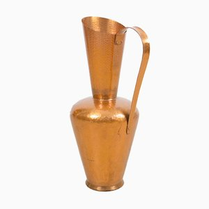 Large Copper Vase, 1970s