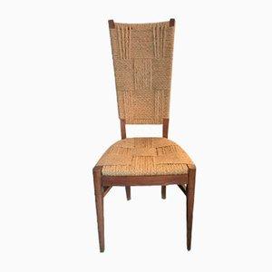 Beistellstühle von Adrien Audoux & Frida Minet, 1960er, 2er Set
