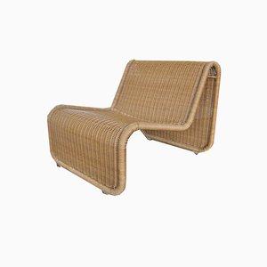 Mid-Century Italian Modern Lounge Chair, 1950s