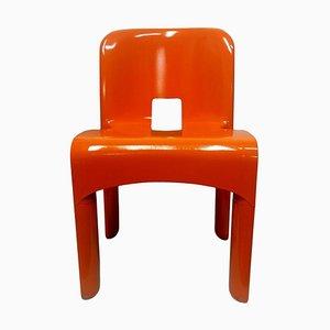 Model 4869 Side Chair by Joe Colombo for Kartell, 1969
