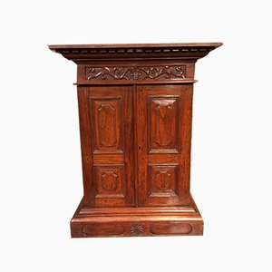 Anglo-Indian Spice Cabinet