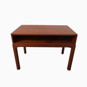Mid-Century Teak 383 Bedside Table by Aksel Kjersgaard for Odder Møbler, 1960s