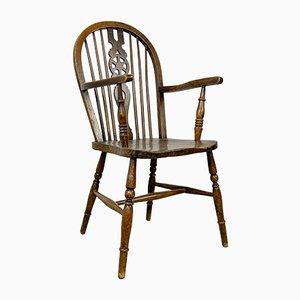 Vintage Windsor Armchair