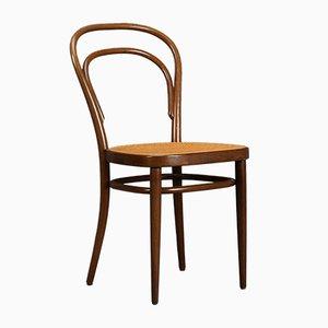 Modell 214 Stuhl von Thonet, 1980er