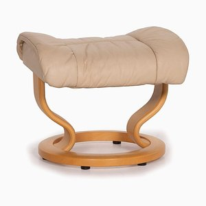Consul Leather Stool from Stressless