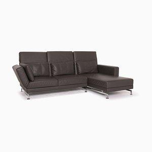 Dark Brown Sofa by Roland Meyer-Brühl for Brühl & Sippold