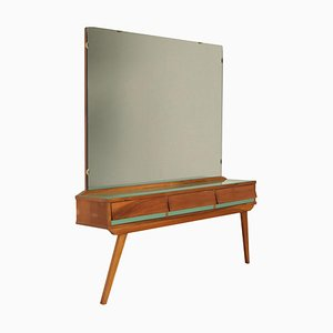 Dressing Table with Mirror, 1950s