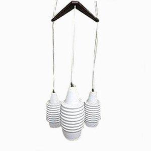 Danish Deense Boomerang Ceiling Lamp