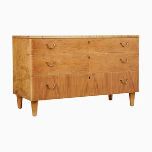 Mid 20th Century Swedish Chest of Drawers
