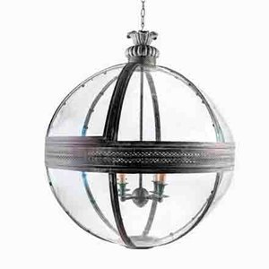 Grande Hampstead Lantern Pendant Lamp