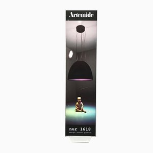 Totem Advertising Nur 1618 Floor Lamp from Artemide