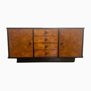 Art Deco Chest of Drawers in Elm, 1940s