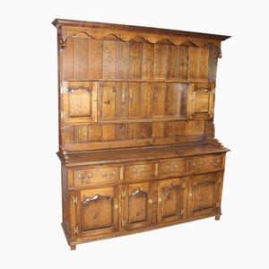 Titmarsh and Goodwin Large Quality Oak Dresser, 1980s