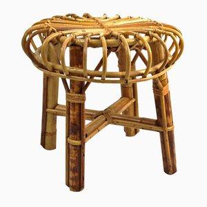 Bamboo Stool, 1950s