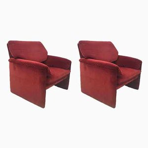 Bora Bèta Armchairs by Axel Enthoven for Leolux, Set of 2, 1980s