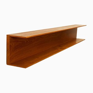 Teak Shelf by Walter Wirz for Wilhelm Renz, 1960s