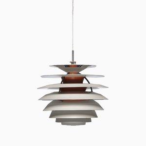 Lampe Contrast par Poul Henningsen pour Louis Poulsen, 1960s
