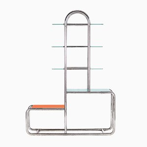 Functionalist Etagere by Robert Slezak