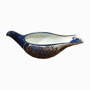 Cup-shaped Bird by Berte Jessen for Royal Copenhagen, 1970s