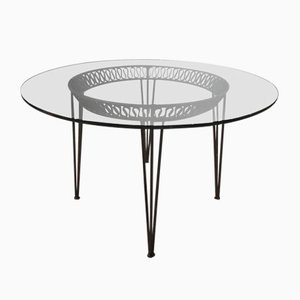 Ribbon Dining Table by Maurizio Tempestini for Salterini