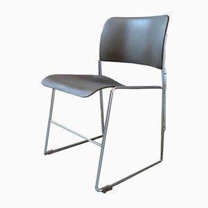 Modell 40/4 Esszimmerstuhl von David Rowland für GF Furniture, 1960er