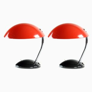 Table Lamps from Drukov, 1960s, Set of 2
