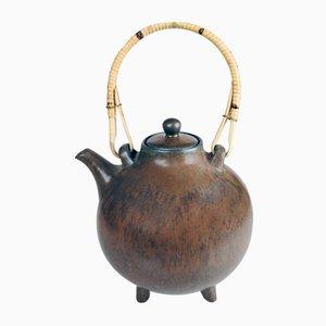 Mid-Century Teekanne von Gunnar Nylund für Rörstrand