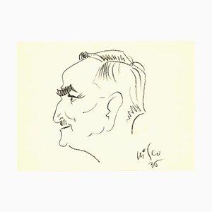 Die Karikatur, Kohle, 1936