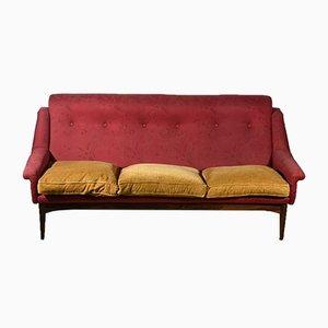 Italienisches 3-Sitzer Sofa, 1960er