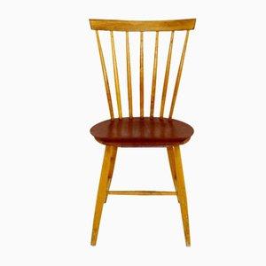 Swedish Pinnstol Dining Chair, 1960s
