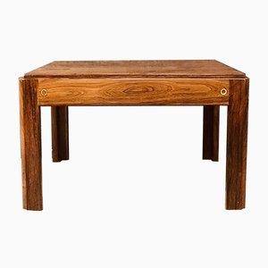 Small Mid-Century Danish Rosewood Coffee Table, 1960s