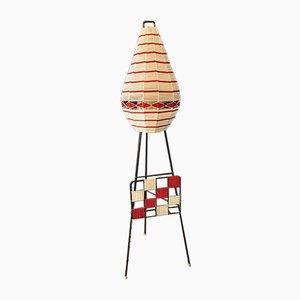 Vintage Dreibein Stehlampe von Stilnovo