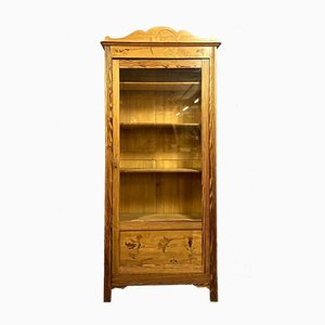 Antique Marquetry Cabinet