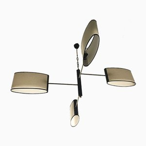 Chandelier from Lunel, 1950s