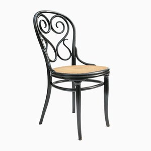 Antique No. 4 Cafe Chair by Michael Thonet