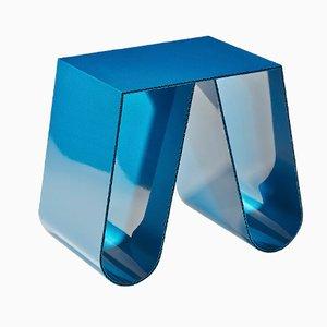 No Cardboard en azul metalizado de Philipp Käfer