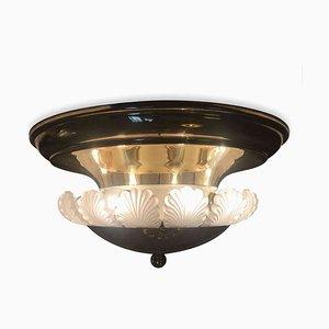 Vintage Ceiling Lamp, 1980s