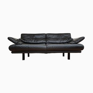 Alanda Leather Sofa by Paolo Piva for B&B Italia / C&B Italia, 1990s