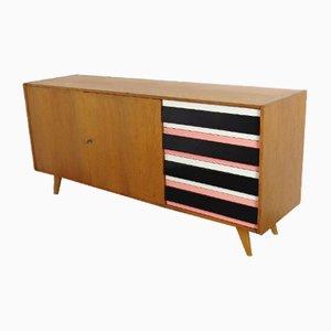 Wooden Sideboard by Jiří Jiroutek for Interier Praha, 1960s