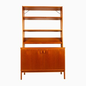Vintage Scandinavian Teak Bookcase from Ulferts Möbler, 1960s