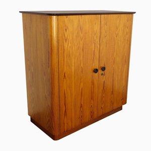Wooden Cabinet by Jindřich Halabala for UP Závody, 1950s