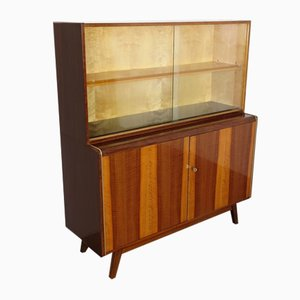 Cabinet with Bookcase by Landsman Bohumil for Jitona, 1960s