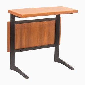 Linha Cortez Side Table by Daciano da Costa for Metalúrgica da Longra, 1970s
